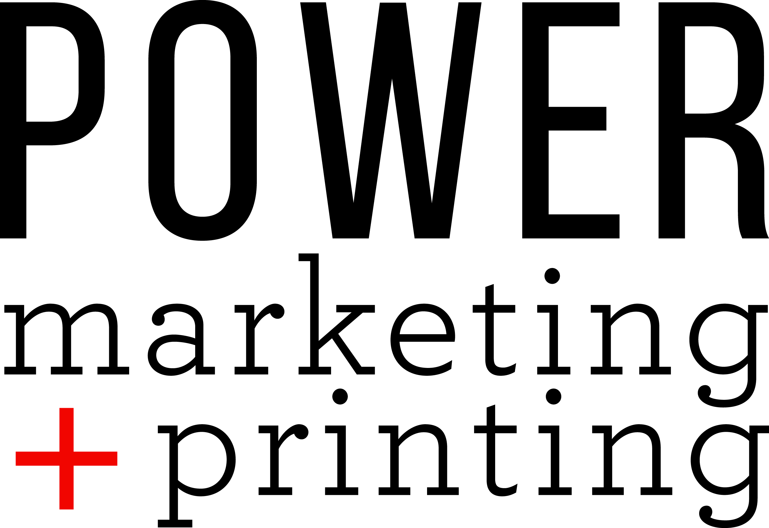 Power Marketing + Printing
